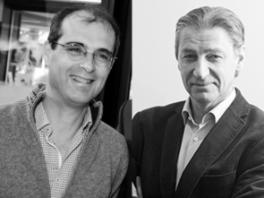 Bernard Cools en Bruno Liesse