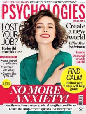 Psychologies UK cover