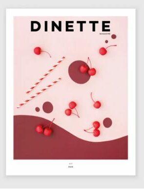 Dînette magazine cover
